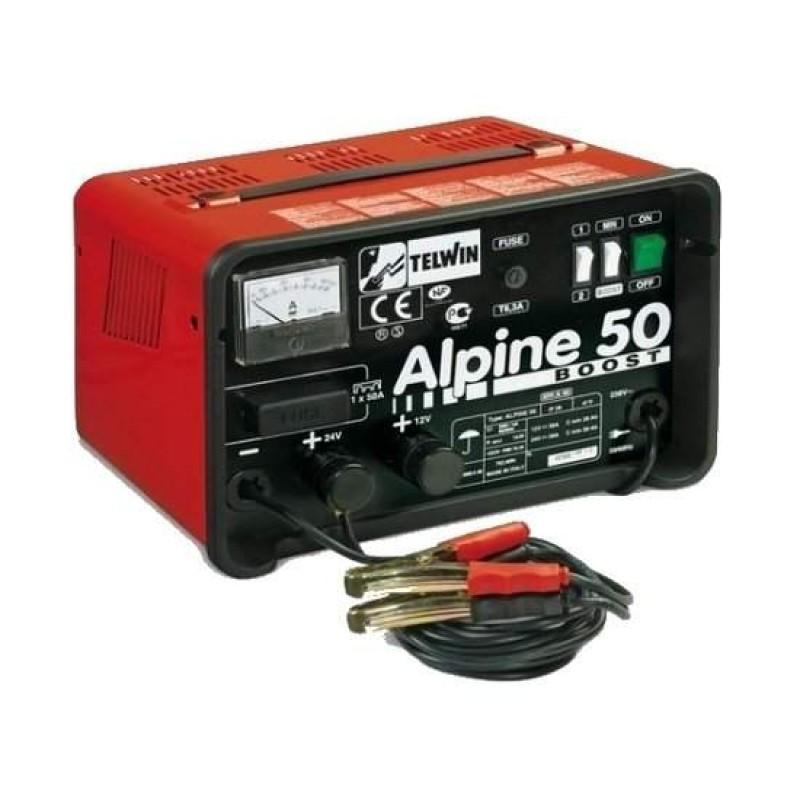 Зарядное устройство Telwin Alpine 50 Boost 3933.00 грн