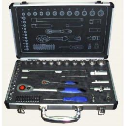 Автомобильный набор инструментов Utool (54 шт.), , 2423.00 грн, Автомобильный набор инструментов Utool (54 шт.), Utool, Наборы инструментов