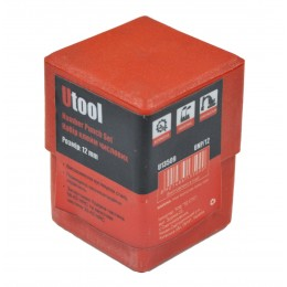 Клеймо цифровое размером 12 мм Utool UNP/12