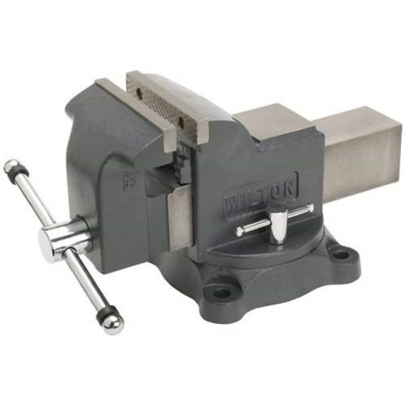 Слесарные тиски Мастерская UTOOL 150 мм (17102) 2915.00 грн