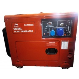 Дизельный генератор Vulkan SCD7500Q (34248), , 29068.00 грн, Дизельный генератор Vulkan SCD7500Q (34248), Vulkan, Дизельные генераторы