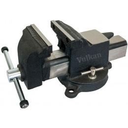 Тиски Vulkan MPV1-150 слесарные поворотные 150 мм (17579)