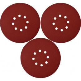 Круг шлифовальный с липучкой Yato YT-83462 для YT-82341 (диам. 180 мм, Р80), , 48.00 грн, Круг шлифовальный с липучкой Yato YT-83462 для YT-82341 (диам. 1, Yato, Абразивные материалы