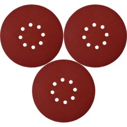 Круг шлифовальный с липучкой Yato YT-83464 для YT-82341 (диам. 180 мм, Р120), , 48.00 грн, Круг шлифовальный с липучкой Yato YT-83464 для YT-82341 (диам. 1, Yato, Абразивные материалы