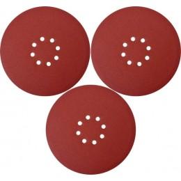 Круг шлифовальный с липучкой Yato YT-83475 для YT-82340 и YT-82350 (диам. 225 мм, Р150), , 62.00 грн, Круг шлифовальный с липучкой Yato YT-83475 для YT-82340 и YT-823, Yato, Абразивные материалы