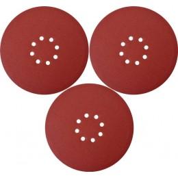 Круг шлифовальный с липучкой Yato YT-83477 для YT-82340 и YT-82350 (диам. 225 мм, Р240), , 62.00 грн, Круг шлифовальный с липучкой Yato YT-83477 для YT-82340 и YT-823, Yato, Абразивные материалы
