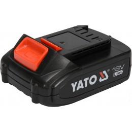 Аккумулятор YATO 18V, 2.0 А/час (YT-82842), , 1276.00 грн, Аккумулятор YATO 18V, 2.0 А/час (YT-82842), Yato, Аккумуляторы для электроинструмента