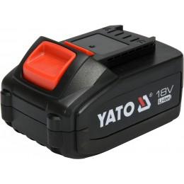 Аккумулятор YATO 18V, 4.0 А/час (YT-82844), , 2068.00 грн, Аккумулятор YATO 18V, 4.0 А/час (YT-82844), Yato, Аккумуляторы для электроинструмента