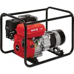 Генератор бензиновый Yato YT-85451, , 9257.00 грн, Генератор бензиновый Yato YT-85451, Yato, Бензиновые генераторы