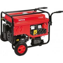 Генератор бензиновый Yato YT-85460, , 24174.00 грн, Генератор бензиновый Yato YT-85460, Yato, Бензиновые генераторы