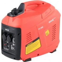 Инверторный бензиновый генератор Yato YT-85422, , 14076.00 грн, Инверторный бензиновый генератор Yato YT-85422, Yato, Инверторные генераторы