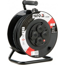 Удлинитель Yato YT-81054, , 2081.00 грн, Удлинитель Yato YT-81054, Yato, Кабели и удлинители
