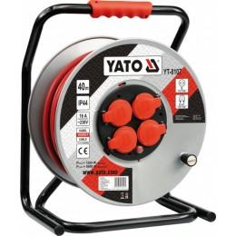 Удлинитель Yato YT-8107, , 3324.00 грн, Удлинитель Yato YT-8107, Yato, Кабели и удлинители