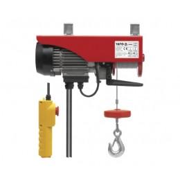 Таль электрическая Yato YT-5905, , 4284.00 грн, Таль электрическая Yato YT-5905, Yato, Каретки и лебедки