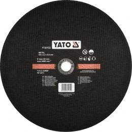 Диск отрезной YATO по метталу 355 x 25,4 мм (YT-61132)