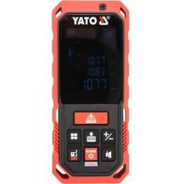 Дальномер лазерный Yato YT-73126, , 1928.00 грн, Дальномер лазерный Yato YT-73126, Yato, Лазерные дальномеры