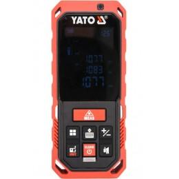 Дальномер лазерный Yato YT-73127, , 2073.00 грн, Дальномер лазерный Yato YT-73127, Yato, Лазерные дальномеры