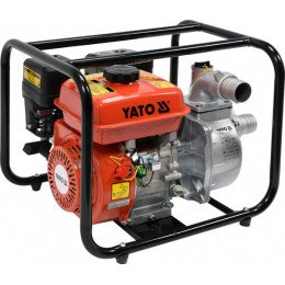 Мотопомпа Yato YT-85401, , 5324.00 грн, Мотопомпа Yato YT-85401, Yato, Мотопомпы для грязной воды