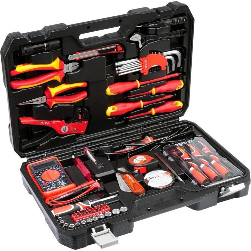 Набор инструментов для электрика Yato YT-39009 3400.00 грн