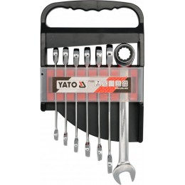 Набор ключей комбинированных Yato YT-0208, , 734.00 грн, Набор ключей комбинированных Yato YT-0208, Yato, Наборы ключей
