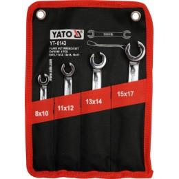 Набор накидных ключей Yato YT-0143, , 241.00 грн, Набор накидных ключей Yato YT-0143, Yato, Наборы ключей