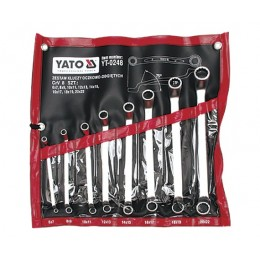 Набор накидных ключей Yato YT-0248, , 1404.00 грн, Набор накидных ключей Yato YT-0248, Yato, Наборы ключей