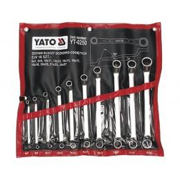 Набор накидных ключей Yato YT-0250, , 2377.00 грн, Набор накидных ключей Yato YT-0250, Yato, Наборы ключей