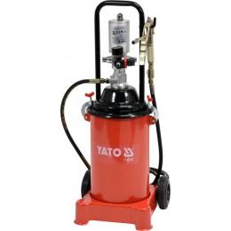 Пневматический нагнетатель консистентной смазки Yato YT-07067, , 5544.00 грн, Пневматический нагнетатель консистентной смазки Yato YT-07067, Yato, Портативные смазочные системы