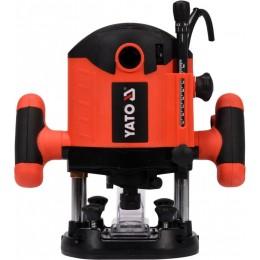Ручной электрический фрезер Yato YT-82380, , 3616.00 грн, Ручной электрический фрезер Yato YT-82380, Yato, Фрезеры ручные
