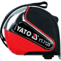 Рулетка Yato 5 м х 19 мм (YT-7130), , 115.00 грн, Рулетка Yato 5 м х 19 мм (YT-7130), Yato, Рулетки