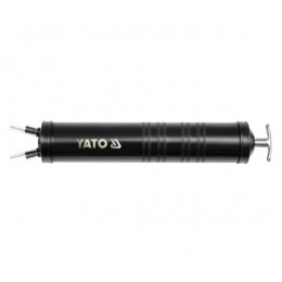 Шприц для перекачки масел Yato YT-0707, , 490.00 грн, Шприц для перекачки масел Yato YT-0707, Yato, Смазочное оборудование