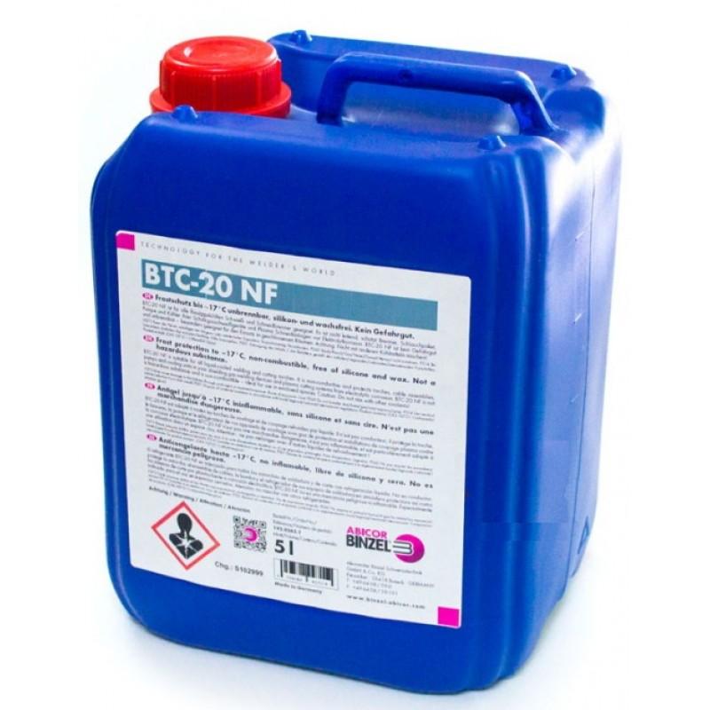 Охлаждающая жидкость BTC-20 NF, 5л 1650.00 грн