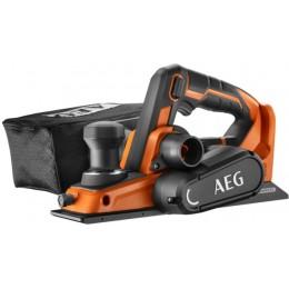 Аккумуляторный рубанок AEG BHO18BL-0 без АКБ и ЗУ (4935464988) 6423.00 грн