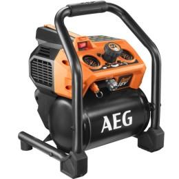 Бесщеточный аккумуляторный компрессор AEG BK18-38BL-0 без АКБ и ЗУ (4935471201) 10357.00 грн