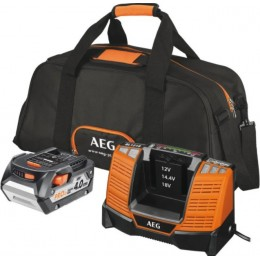 Набор аккумуляторный AEG SET LL1840BL (4932464157) 5473.00 грн