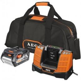 Набор аккумуляторный AEG SETL1840BL (4932430359) 3658.00 грн