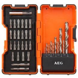 Набор сверл по металлу AEG 4932352249 688.00 грн