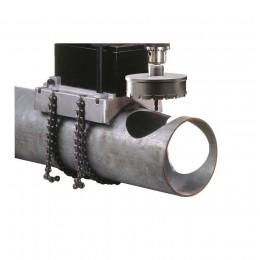 Трубные тиски AGP 32х203 мм