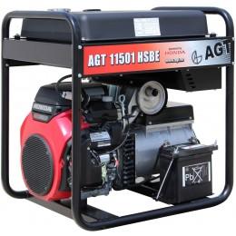 Генератор бензиновый AGT 11501 HSBE R45 + AVR