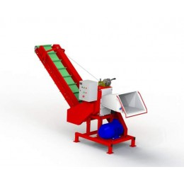 Измельчитель веток ARPAL АМ-120Ш электрический 114000.00 грн
