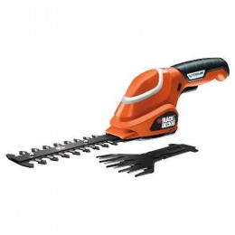 Садовые ножницы Black&Decker GSL700KIT, , 2037.00 грн, Садовые ножницы Black&Decker GSL700KIT, Black&Decker, Кусторезы