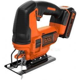 Электролобзик Black&Decker BDCJS18, , 3426.00 грн, Электролобзик Black&Decker BDCJS18, Black&Decker, Лобзики электрические