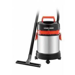 Пылесос для влажной и сухой уборки Black&Decker WBV1405P, , 3429.00 грн, Пылесос для влажной и сухой уборки Black&Decker WBV1405P, Black&Decker, Строительные пылесосы