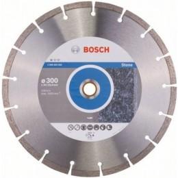 Алмазный диск Bosch Professional for Stone 300-20/25,4 мм (2608602602)