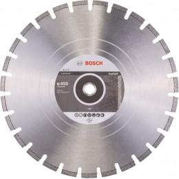 Алмазный диск Bosch Standard for Asphalt 450-25,4 мм (2608602627) 4043.00 грн