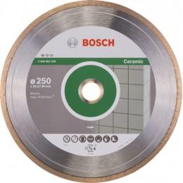Алмазный диск Bosch Standard for Ceramic 250-30/25,4 мм (2608602539)