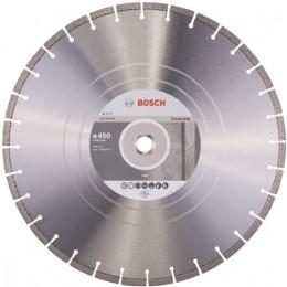 Алмазный диск Bosch Standard for Concrete 450-25,4 мм (2608602546)