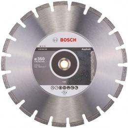 Алмазный диск Bosch Standart for Asphalt 350-20/25,4 мм (2608602625) 2360.00 грн