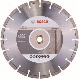 Алмазный диск Bosch Standart for Concrete 300-20/25,4 мм (2608602543) 1437.00 грн