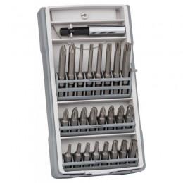 Набор бит Bosch Mini X-Line Extra Hard, 25 шт с магнитным держателем (2607017037) 458.00 грн